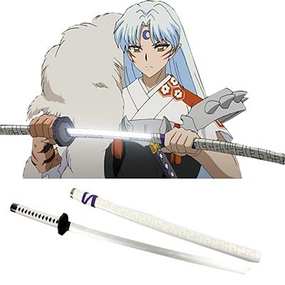 Inuyasha Bakusaiga Cosplay Kostüme Anime Hölzern Waffen