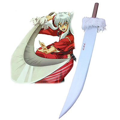 Inuyasha Iron Broken Tooth Wooden Weapons