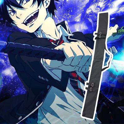 Blue Exorcist Okumura Rin Black Kés Táska Cosplay Kellékek Karnevál