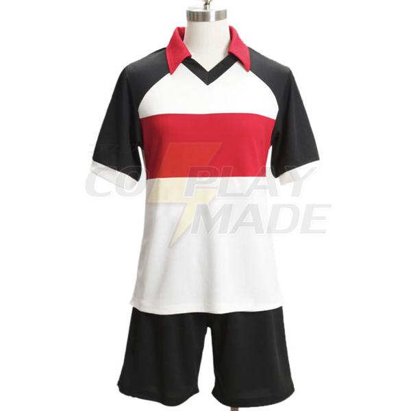 Inazuma Eleven Middle School Football Uniforms Kostume Fastelavn