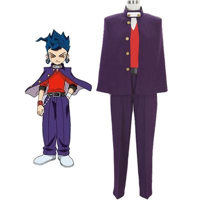 Inazuma.Eleven.Go Tsuru Gi Kyosu Ke Cosplay Kostuum Carnaval Halloween