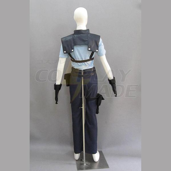 Resident Evil 1 Peli S.T.A.R.S. Jill Valentine Cosplay asut Naamiaisasut