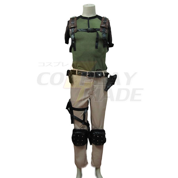 Resident Evil 5 Game Chris Redfield Cosplay Men S Costume