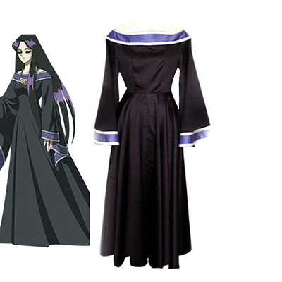 Saint Seiya The Lost Canvas Pandora Cosplay Costume