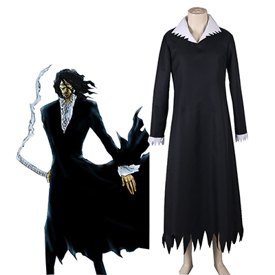 Bleach Spirit of Zangetsu Cosplay Costume Men's Clothing
