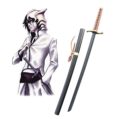 Bleach Ulquiorra cifer Zanpakutou Murcielago Cosplay Wooden Weapons