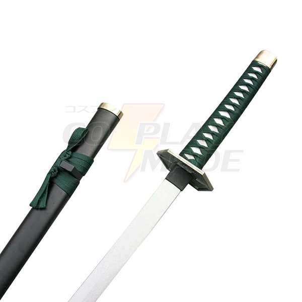 Bleach Aizen Sousuke Zanpakutou Kyoukasuigetsu Cosplay Wooden Weapons