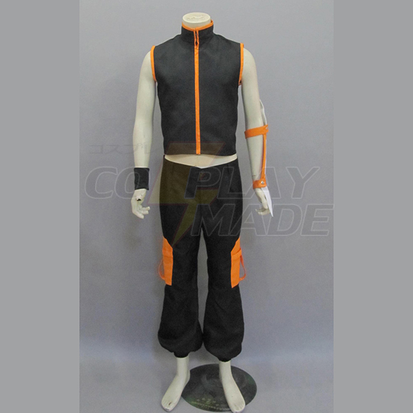 Shaman King Yoh Asakura Shaman Fighting Uniform Pants Cosplay Kostume Fastelavn