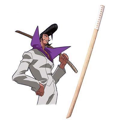 Shaman King Ryunosuke Umemiya Rio Puinen Miekka Cosplay Aseet Naamiaisasut