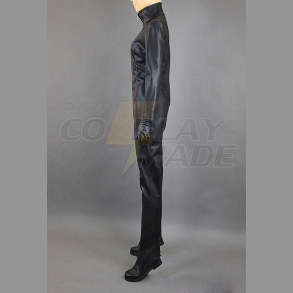 DuRaRaRa!! Celty Sturluson Black Jumpsuits Cosplay asut Naamiaisasut