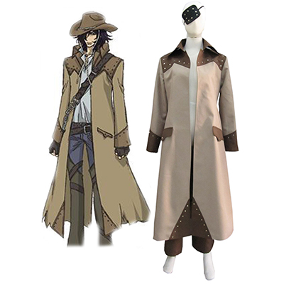 Vampire Knight Vampire Hunter Toga Yagari Overcoat Cosplay Costume