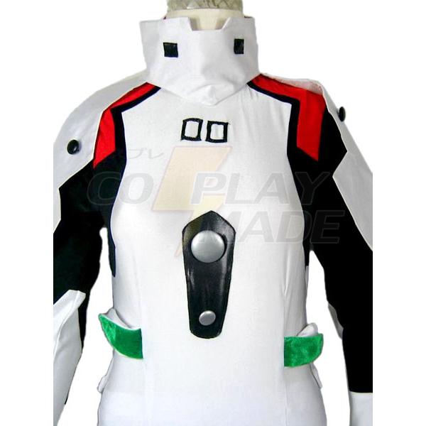 Neon Genesis Evangelion Ayanami Rei EVA00 Proto Type Meisters Univormu Cosplay asut Naamiaisasut