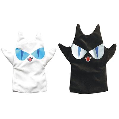 Ouran High School Host Club Satan Glove Puppet Anime Cosplay Kostume Accessory Fastelavn