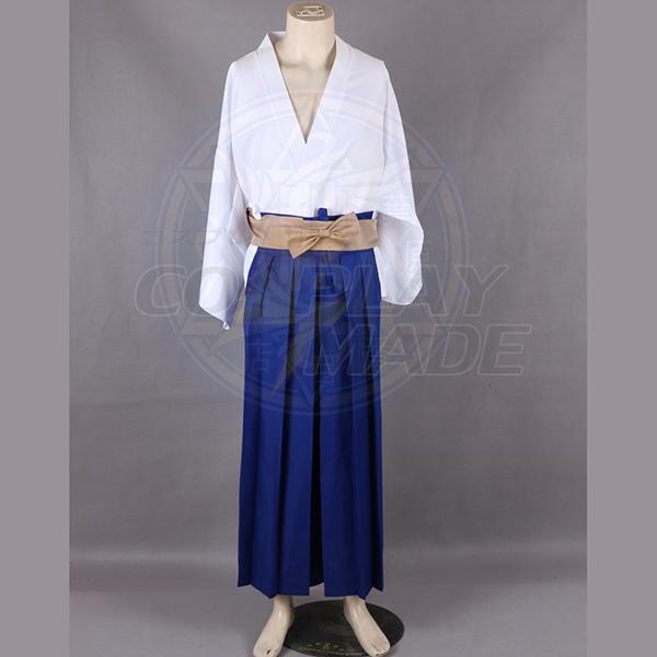 King of glory LOL SNK Samurai Spirits Ukyo Tachibana Kimono Game Cosplay Kostume Fastelavn