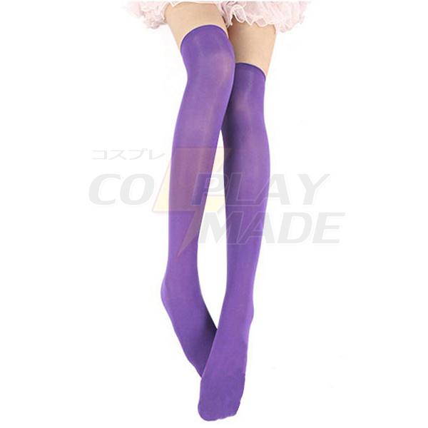 Fairy Tail Titania Erza Scarlet Forever Empress Armor Stockings Cosplay Rekvisiitta Naamiaisasut