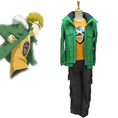 Fairy Tail Leo Loke Loki Cosplay Costume Mens Carnaval