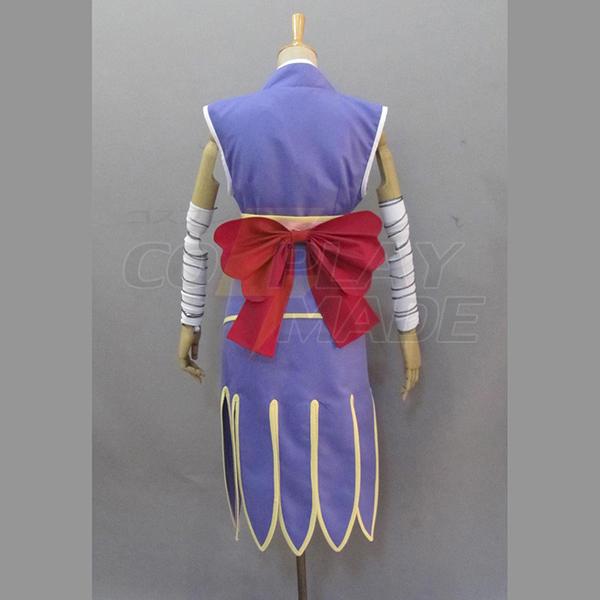 Fairy Tail Titania Erza Scarlet Forever Empress Armor Kimono Cosplay Jelmez Karnevál