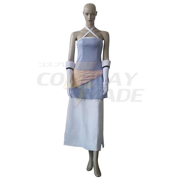 Fairy Tail Lisanna Strauss Cosplay Kostume Women Fastelavn
