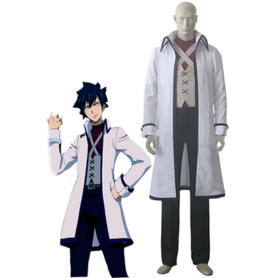 Fairy Tail Gray Fullbuster After Seven Years Cosplay Costumi Carnevale