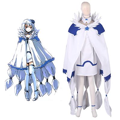 Fairy Tail Saber Tooth Celestial Wizard Yukino Aguria Cosplay Kostuum Carnaval Halloween