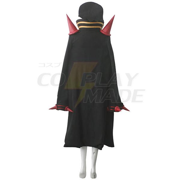 Kill la Kill Mako Mankanshoku Two-Star Goku Univormu Cosplay asut Naamiaisasut