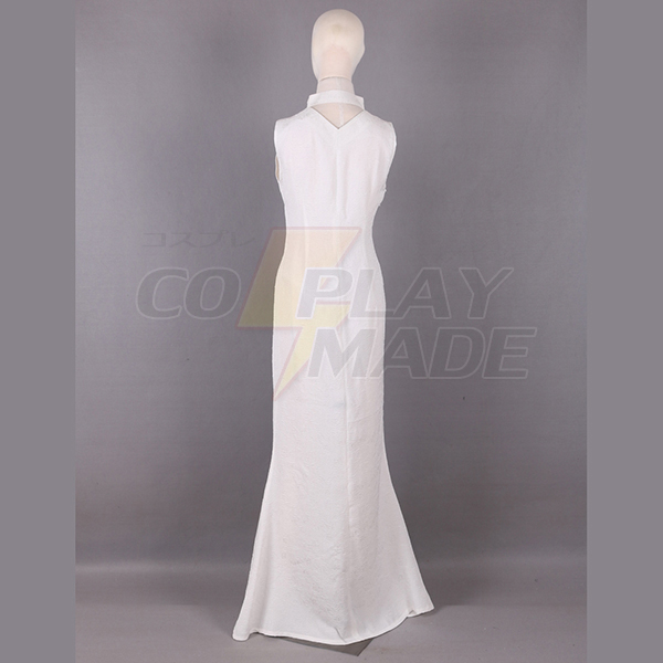 Final Fantasy XV Lunafreya Nox Fleuret Princess Evening Dress Játék Cosplay Jelmez Karnevál