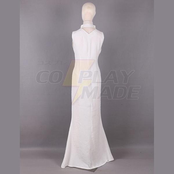 Final Fantasy XV Lunafreya Nox Fleuret Princess Evening Dress Peli Cosplay asut Naamiaisasut