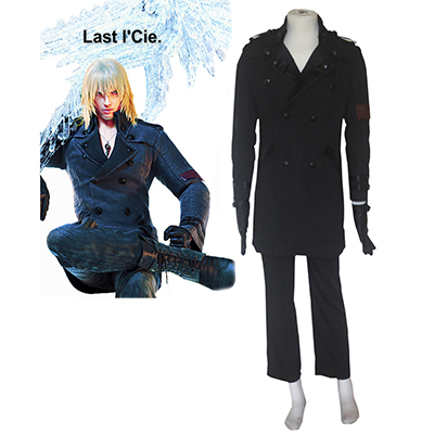 Lightning Returns: Final Fantasy XIII Snow Villiers Cosplay Costume