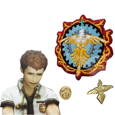 Final Fantasy Type-0 Suzaku Peristylium Class Zero Cosplay