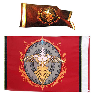Final Fantasy Type-0 Suzaku Peristylium Class Zero Redskaber Fastelavn