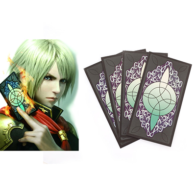 Final Fantasy Type-0 Suzaku Peristylium Class Zero NO.1 Ace Special Aseet -card Naamiaisasut