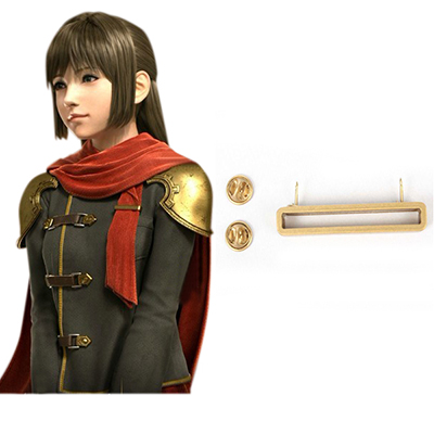 Final Fantasy Type-0 Suzaku Peristylium Class Zero NO.2 Deuce Naamiaisasut