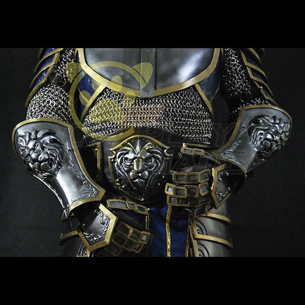 World of Warcraft WOW Stormwind City Guard Cosplay asut Naamiaisasut