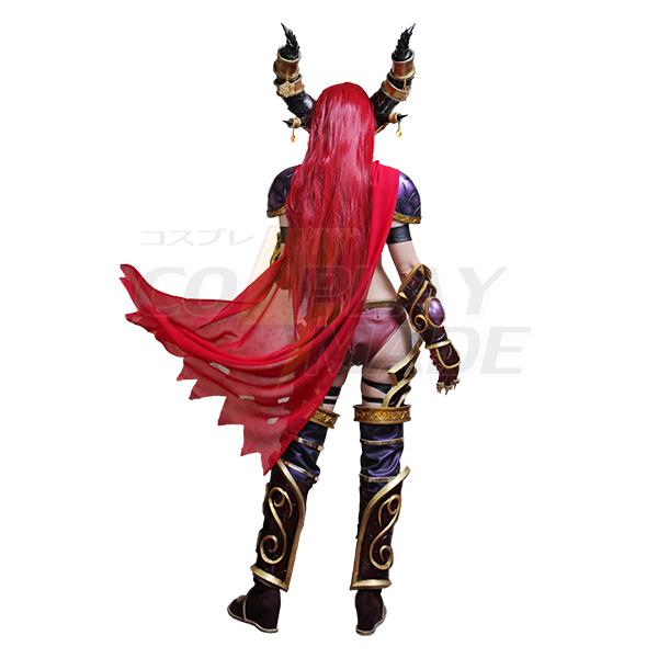 World of Warcraft WOW Alexstrasza Cosplay Costume