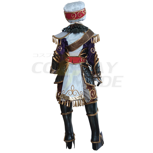 World of Warcraft WOW Wrathion Cosplay Costume Version One