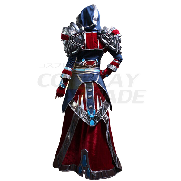 World of Warcraft WOW Mage S3 Cosplay Jelmez Karnevál