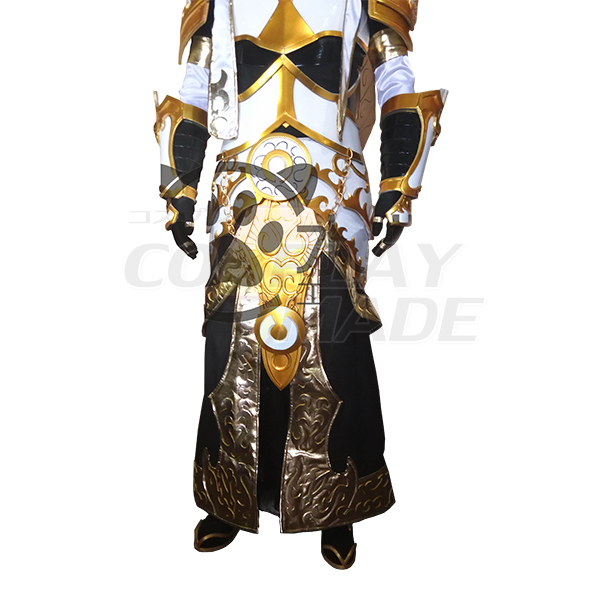 World of Warcraft WOW Tier 5 Mage Cosplay asut Naamiaisasut
