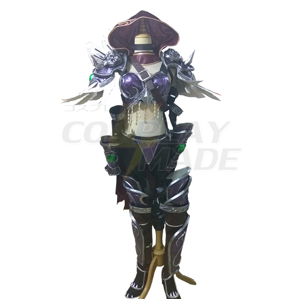 ... World of Warcraft WOW Sylvanas Windrunner Lich King Cosplay Costume ...  sc 1 st  Cosplay Canada & World of Warcraft WOW Sylvanas Windrunner Lich King Cosplay Costume ...