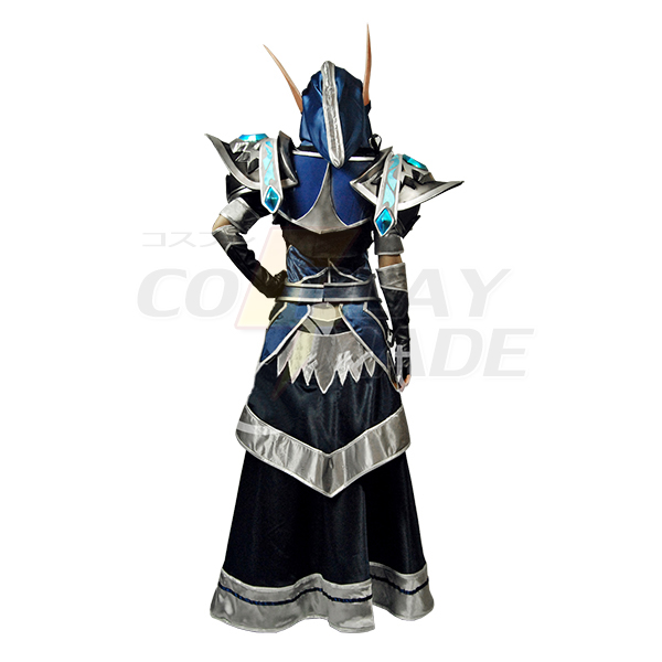 World of Warcraft WOW Ethereal illusion Technology Tier 5 Mage Cosplay Jelmez Karnevál