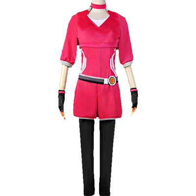Pokemon Go Trainer Uniform Team Valor Instinct Mystic Rood Cosplay Halloween Kostuums België