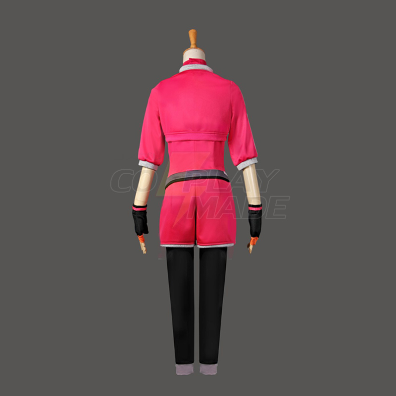 Trajes Pokemon Go Trainer Uniform Team Valor Instinct Mystic Vermelho Cosplay Halloween Traje Portugal