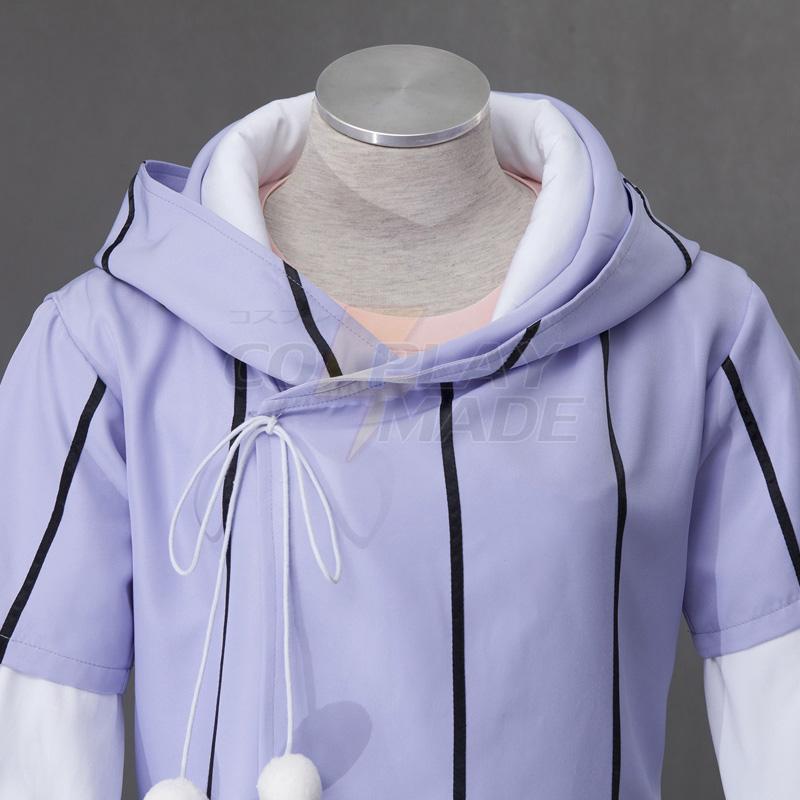 Anime Naruto Hyuga Hinata 6TH Cosplay κοστούμια Ελλάδα