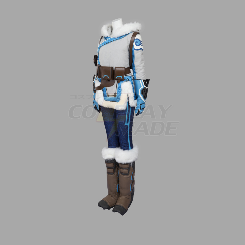 Déguisement Overwatch Mei Ling Zhou Costume Carnaval Cosplay Halloween France