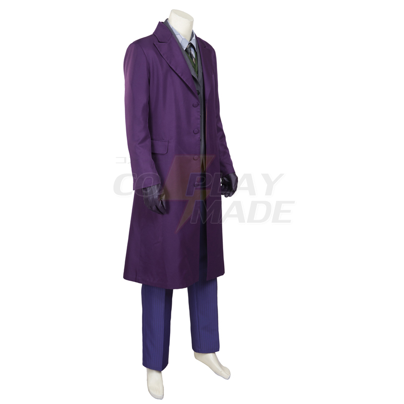 Batman The Dark Knight:The Joker Cosplay Halloween Kostuums België (Ordinary Paragraph)