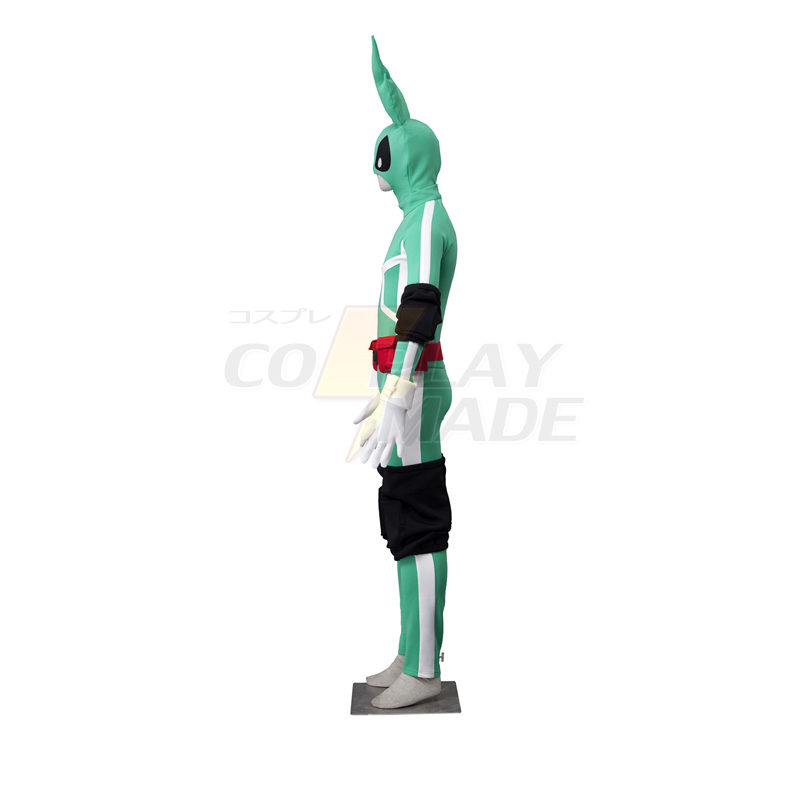 My Hero Academia Izuku Midoriya Japanese Anime Cosplay Kostymer Norge
