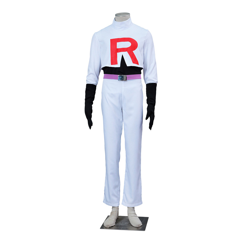 Pocket Monster/Pokémon Team Rocket James Cosplay KostuumsBelgië