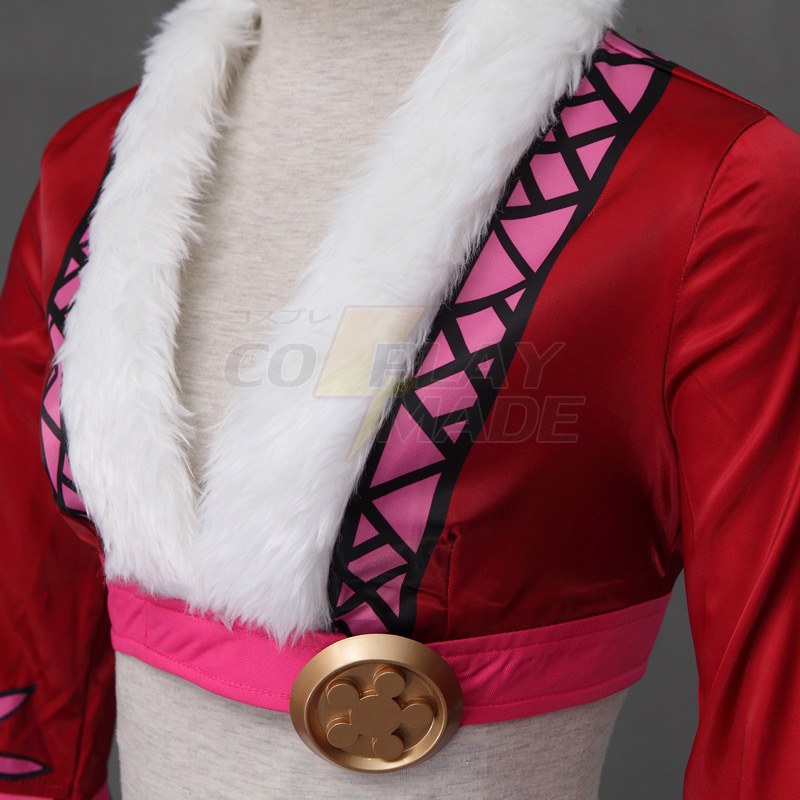 Anime One Piece Boa Hancock Cosplay Halloween Puvut Suomi