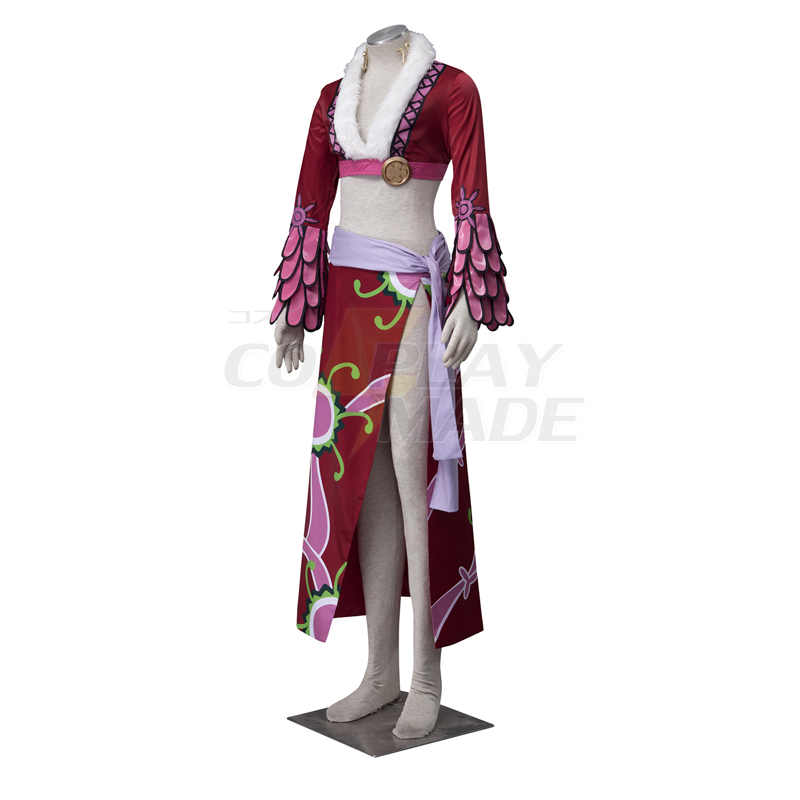 Anime One Piece Boa Hancock Cosplay Halloween Kostuums België