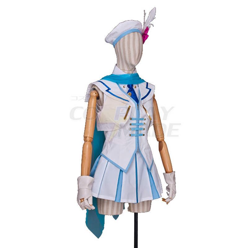Trajes Anime Love Live! Kousaka Honoka Cosplay Halloween Traje Portugal