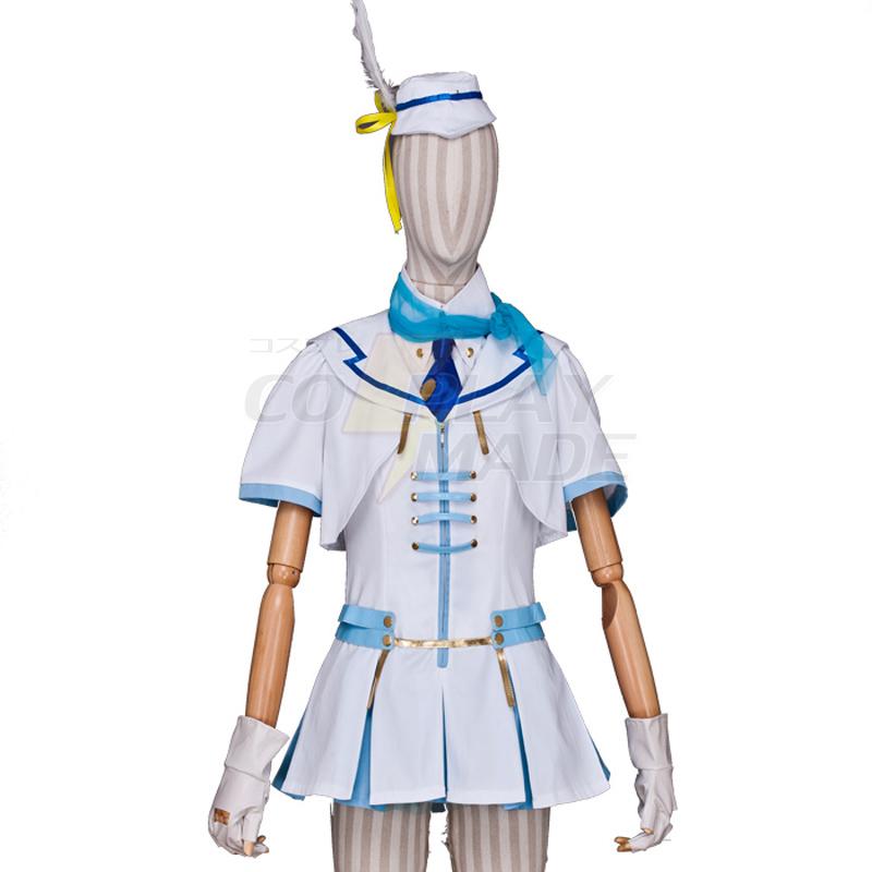 Déguisement Anime Love Live! Koizumi Hanayo Costume Carnaval Cosplay Halloween France